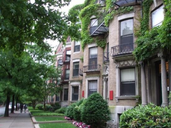 บอสตัน, แมสซาชูเซตส์: Residential housing