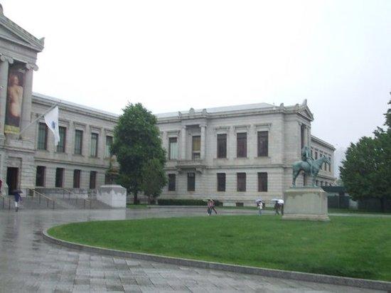 บอสตัน, แมสซาชูเซตส์: the Boston Museum of Fine Arts (MFA)