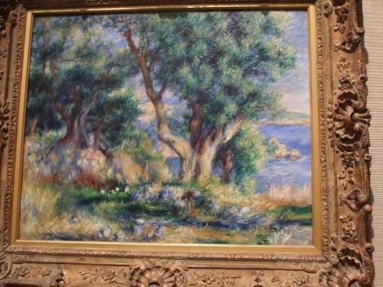 บอสตัน, แมสซาชูเซตส์: Renoir!