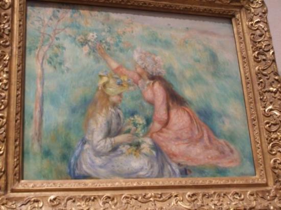 บอสตัน, แมสซาชูเซตส์: beautiful Renoir
