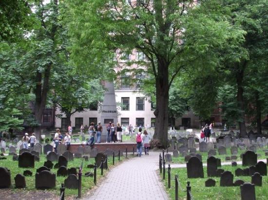 บอสตัน, แมสซาชูเซตส์: Graveyard #2?