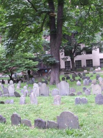 บอสตัน, แมสซาชูเซตส์: Close to Boston Commons