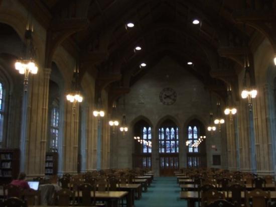 บอสตัน, แมสซาชูเซตส์: Library! Amazing!