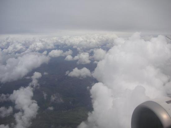 กุสโก, เปรู: Flying to Lima from Cusco