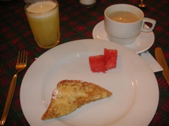 กุสโก, เปรู: Ali's breakfast