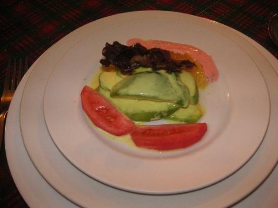 กุสโก, เปรู: dinner