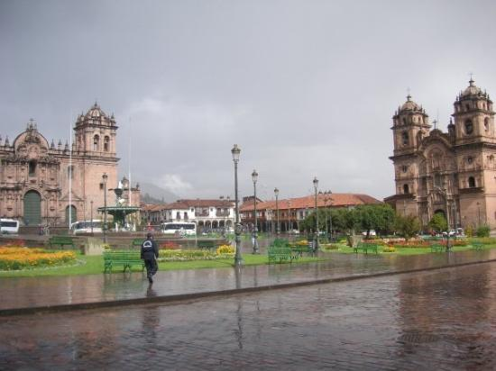 กุสโก, เปรู: Cusco cathedrals