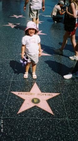เวสต์ฮอลลีวูด, แคลิฟอร์เนีย: Miss Hollywood Hannah