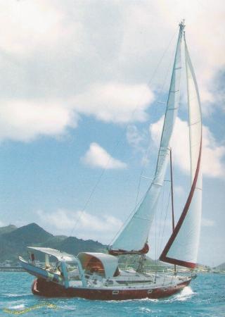 Marigot, เซนต์มาร์ติน / ซินท์มาร์เทิน: La Belle Lurette II a St-Martin