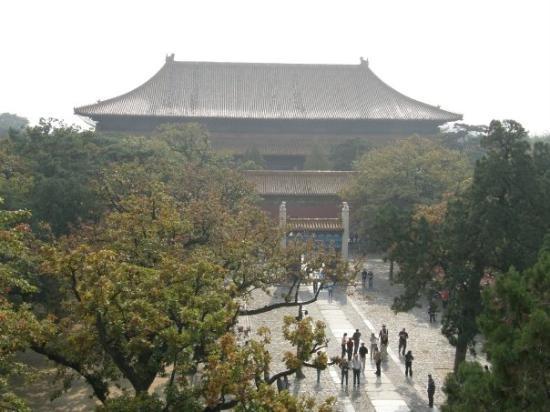 Ming Tombs (Ming Shishan Ling) ภาพถ่าย