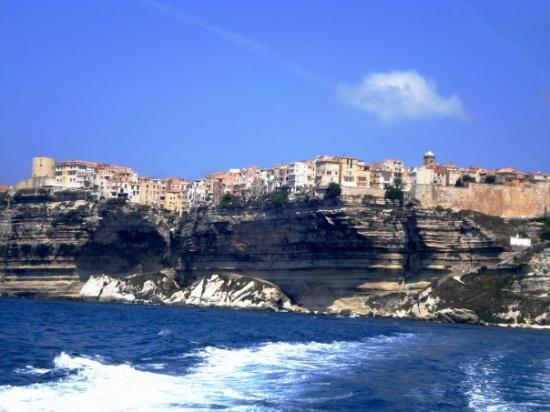 Corsica, France: la haute ville