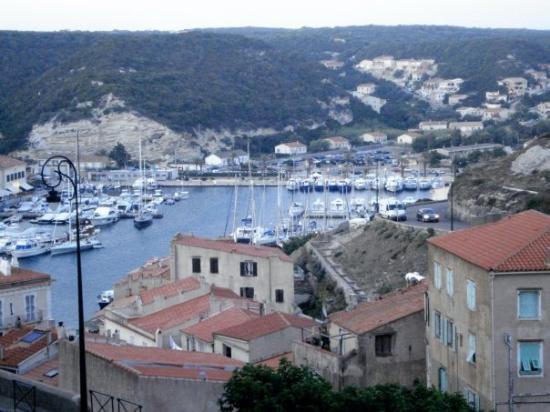 Corsica, ฝรั่งเศส: the marina