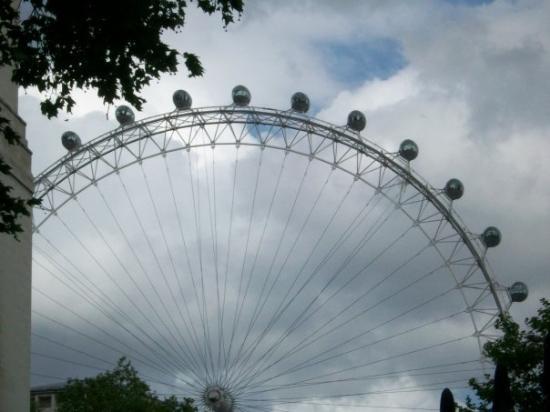 ลอนดอนอาย: The London Eye