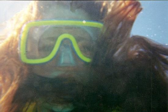 Cozumel (เกาะโกซูเมล), เม็กซิโก: snorkling in Cozumel