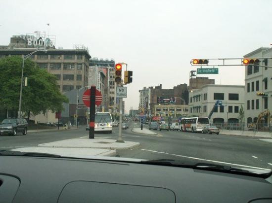 นวร์ก, นิวเจอร์ซีย์: DCP_4410.JPG Market St from the Lincoln statue