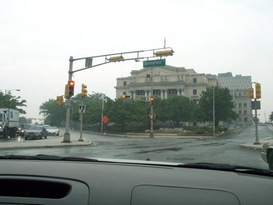 นวร์ก, นิวเจอร์ซีย์: DCP_4479.JPG Essex County Courthouse Market St & Springfield Ave