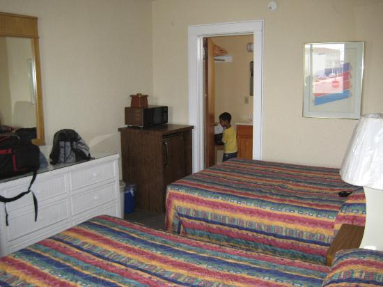Fountain Motel: Room #19