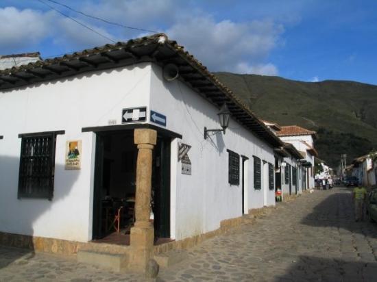 Villa de Leyva, โคลอมเบีย: Construcción tipica