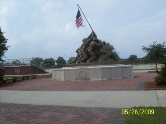 Parris Island! i love this pic!