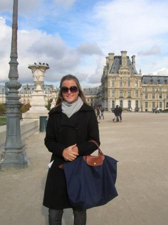 พิพิธภัณฑ์ลูฟวร์: paseando por el louvre