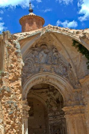 Nuevalos, สเปน: Abadía
