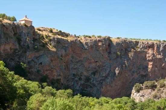 Nuevalos, สเปน: Ermita del Espejo