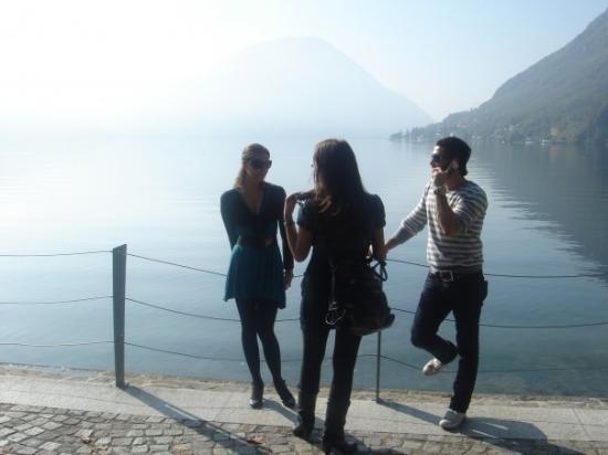 โคโม, อิตาลี: lago di lugano