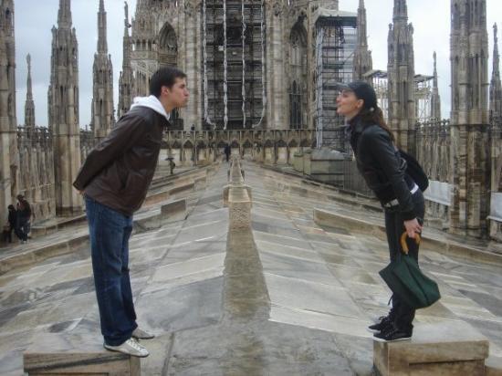 มิลาน, อิตาลี: milan dom