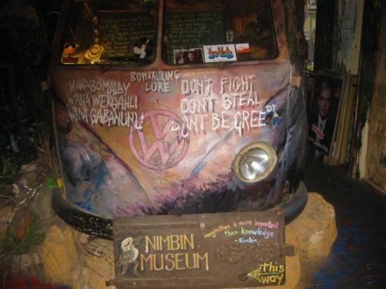 The Nimbin museum