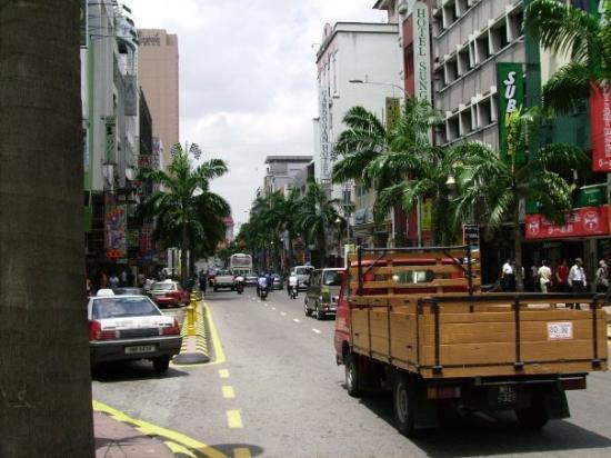กัวลาลัมเปอร์, มาเลเซีย: KL street.