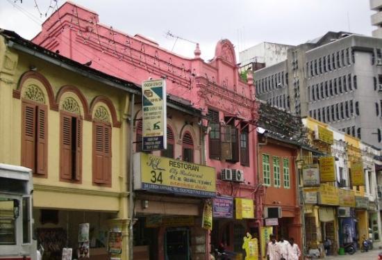 กัวลาลัมเปอร์, มาเลเซีย: Little India in KL Malaysia.