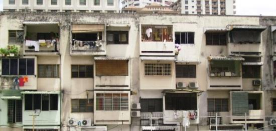 กัวลาลัมเปอร์, มาเลเซีย: KL housing.