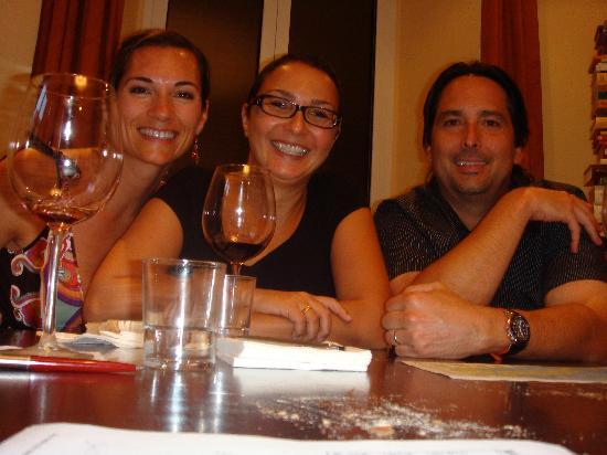 Vino Roma: Our private tasting