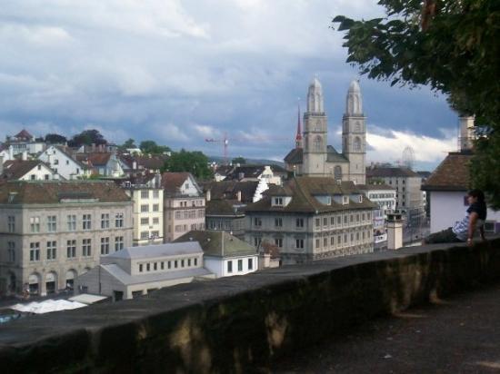 ซูริค, สวิตเซอร์แลนด์: Old Zurich.