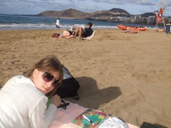 Playa de Las Canteras ภาพถ่าย