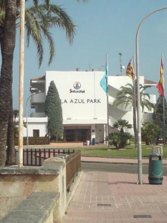 Inturotel Cala Azul Garden ภาพถ่าย