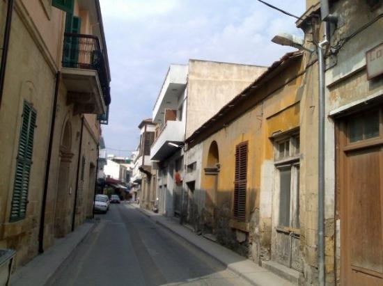 นิโคเซีย, ไซปรัส: South Nicosia - Old city Streets 2