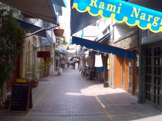 นิโคเซีย, ไซปรัส: South Nicosia - Old city Streets