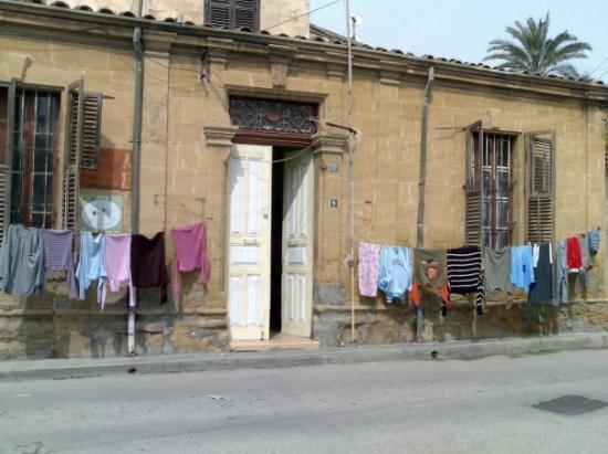 นิโคเซีย, ไซปรัส: North Nicosia - Old City Building