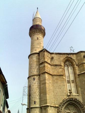 นิโคเซีย, ไซปรัส: North Nicosia - Old church