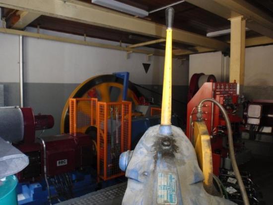 ทัน, สวิตเซอร์แลนด์: Maschinenraum Standseilbahn