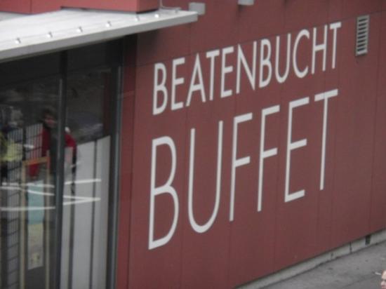 ทัน, สวิตเซอร์แลนด์: Restaurant Beatenbucht
