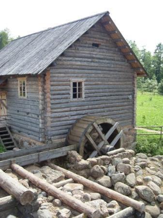 Pskov, รัสเซีย: Water Mill