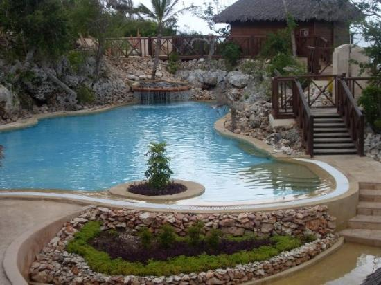 Paradisus Rio de Oro Resort & Spa: the private pool, only about 4 couples per day were allowed at the spa, it had it's own private