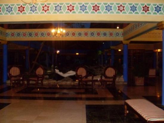 Paradisus Rio de Oro Resort & Spa: the main reception