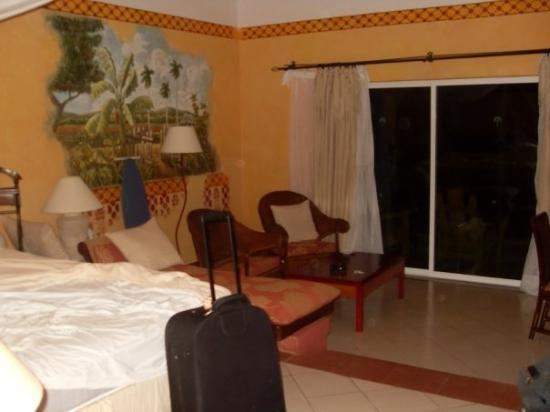 Paradisus Rio de Oro Resort & Spa: Our bungalow