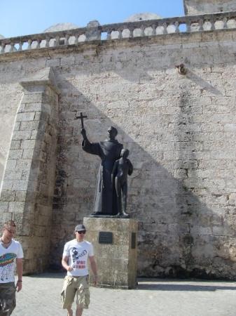 คิวบา: St Francis