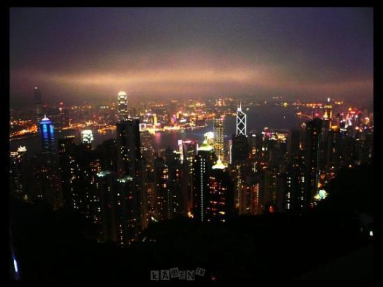 วิคตอเรียพีค (เดอะพีค): The Peak View