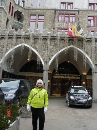 เซนต์มอริตซ์, สวิตเซอร์แลนด์: ST. MORITZ