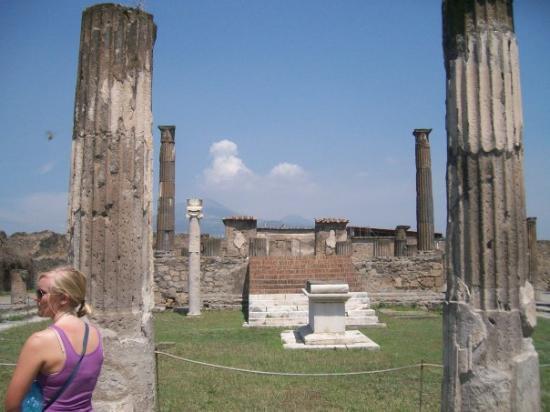 Pompeii ภาพถ่าย